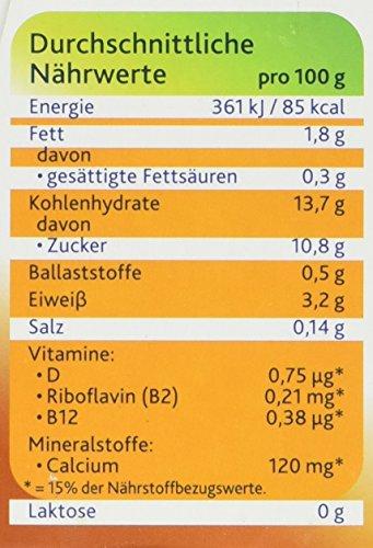 Alpro Soya Dessert softer Karamel, 6er Pack  (6 x 4 x 125g) - 3