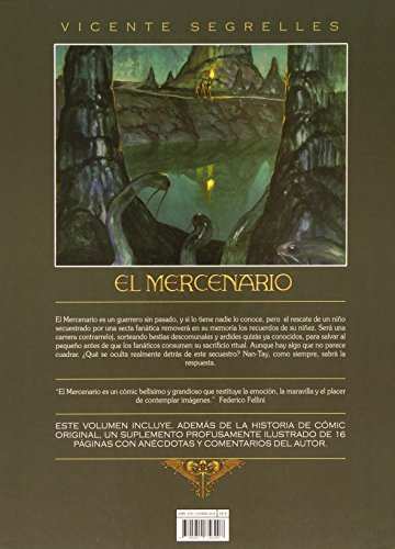 El Mercenario. El Sacrificio - Vol. 4