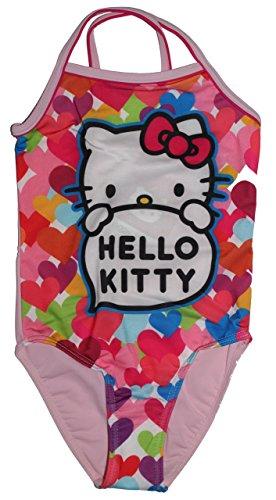 Hello Kitty -  Costume intero  - ragazza rosa 6 anni