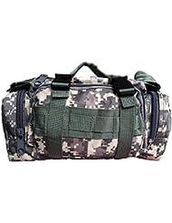 DIXIUZA militar táctico mochila pequeña mochila senderismo trekking Outdoor camping táctico Molle Pack hombres combate táctico bolsa de viaje