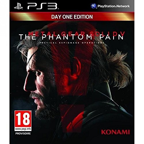 Price comparison product image Metal Gear Solid V: Day One Edition The Phantom Pain,  PS3 Game
