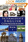 #4: Intermediate English Comprehension - Book 1 (WITH AUDIO)