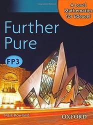 A Level Maths Edexcel Further Pure FP3