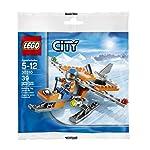 Lego 30360 - Sega elettrica City Arktis, Set raro, Multicolore  LEGO