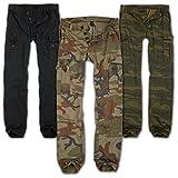 Surplus Bad Boys Pants, 4 Color camo, M
