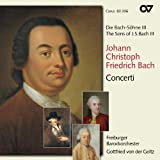 The Sons of Bach, Vol. 3: Concerti