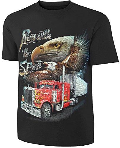 Trucker T-Shirt Größe XXL (Trucker T-shirt Tshirt)