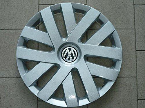 Set-4-Coppe-Ruota-Corpicerchio-Borchie-Volkswagen-Polo-dal-2009-r-15