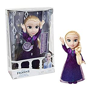 Giochi Preziosi Disney Frozen 2 - Muñeca de Elsa Cantante con Luces y Sonidos