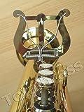 lyre de trompette (3ème coulisse, nickelé)