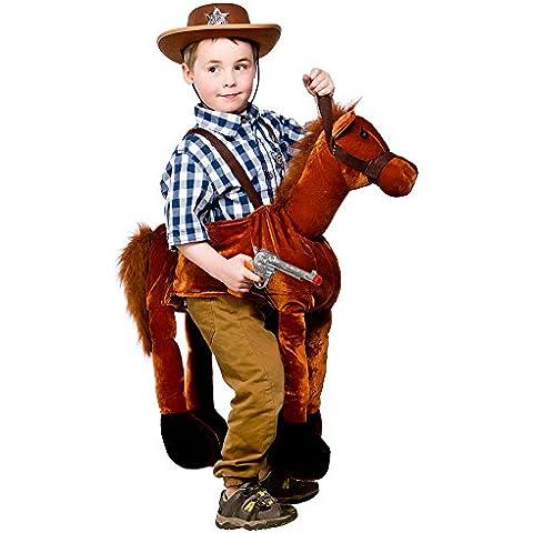 Wicked - Disfraz de niño a caballo