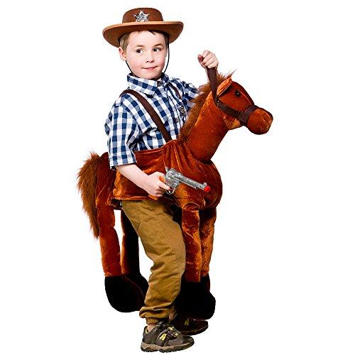 Ride On Horse (Pferd Kostüm Mädchen)