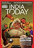 INDIA TODAY - October 1, 2018