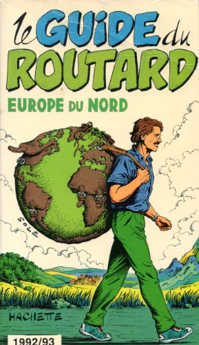 GUIDE DU ROUTARD EUROPE DU NORD 1992-1993