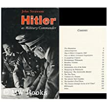Hitler as Military Commander (Military Commanders)