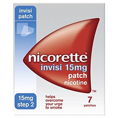 Nicorette Invisi Patch 15mg- 7 patches - Step 2 from Johnson&Johnson