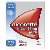 Nicorette Invisi cerotti per smettere di fumare - 7 pezzi da 15 mg - step 2