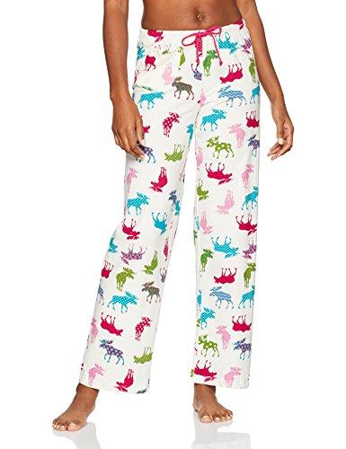 - 51nuKH4H 2BlL - Hatley Women's Jersey Pants Pyjama Bottoms