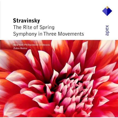 Stravinsky : Symphony in 3 Movements : III Con moto