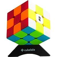 Cubelelo QiYi Warrior W 3x3 Stickerless Speedcube Puzzle
