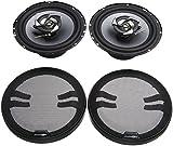 Sub-Zero Ice SS3327 Speakers, 6.5-inch Coaxial 220W