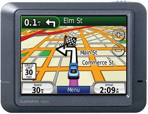 Garmin Nuvi 275 GPS avec cartographie du Royaume-Uni, de toute l'Europe et de l'Amérique du Nord (Trafic pour l'Amérique du Nord uniquement) (Import Royaume Uni)
