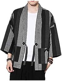 Cappotto kimono uomo