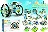 #4: Brunte 14 In 1 Educational Solar Robot toy Kit