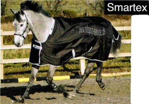 Bucas Smartex Rain- Regendecke 130 Schwarz