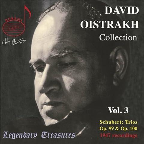 Trios Pour Cordes Et Piano, Op. 99 Et Op. 100