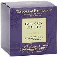 Taylors of Harrogate Earl Grey Loose Leaf Tea Carton, 125g