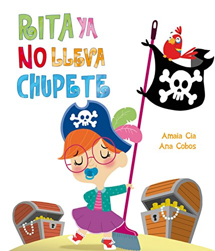 Rita ya no lleva chupete (Rita) por Amaia Cia Abascal