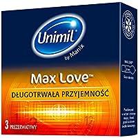 Unimil MaxLove Kondome Langes vergnügen 4x3er Packung preisvergleich bei billige-tabletten.eu