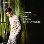 Chopin: Fantaisie in F minor - Ballades - Mazurkas - Nocturnes