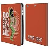 Officiel Star Trek Orion Female Personnages Iconiques TOS Étui Coque De Livre En Cuir Pour Apple iPad mini 1 / 2 / 3