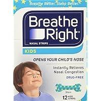 Preisvergleich für Kids Nasal Strips 12 Ct by Breathe Right (English Manual)