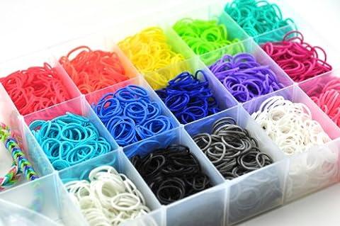 Crochet Loom - Coffret Loom Kit de Luxe - Coffret