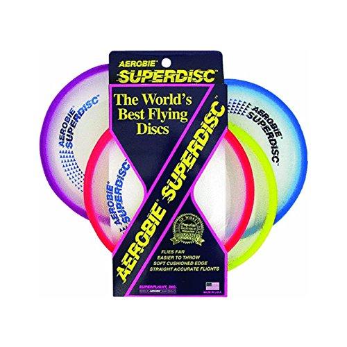 Aerobie 360150 - Superdisc, Wurfspiel