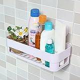 Removable Space Saving Storage Rack for Kitchen - Bathroom - Living room - Bedroom by Kurtzy (Random Color)
