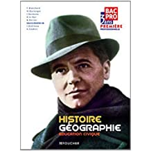 Histoire-Géographie - Éducation civique 1re Bac Pro