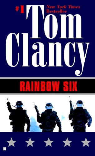 Rainbow Six (John Clark series Book 2) (English Edition) par Tom Clancy