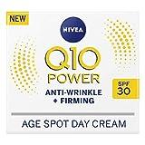 Nivea Q10 Plus Anti-Wrinkle Age Spot Face Day Cream SPF 30 - 50