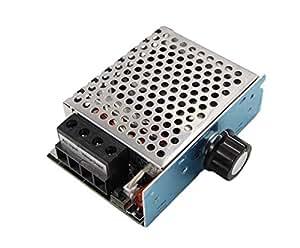 riorand 10000W 220V SCR Redresseur Régulateur de Tension électronique haute puissance moteur contrôleur Thermostat gouverneur Variateur d'intensité