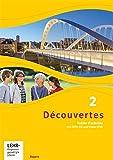Découvertes 2. Ausgabe Bayern: Cahier d'activités mit MP3-CD und Video-DVD 2. Lernjahr (Découvertes. Ausgabe für Bayern…