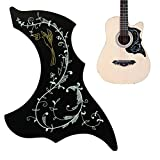 Chytaii Plaque de Garde Protection Pickguard Autocollant pour Guitare