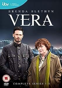 Vera - Series 1-4 [DVD]