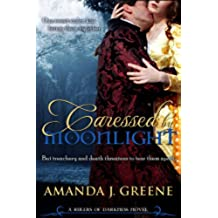 Caressed by Moonlight (Rulers of Darkness Book 1) (English Edition)