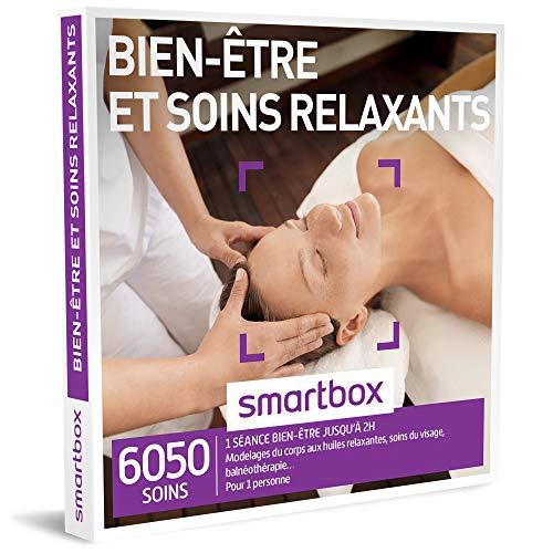 SMARTBOX - Coffret Cadeau - BIEN-ÊTRE ET SOINS RELAXANTS - 3950 soins : modelage du corps, balnéothérapie, soin du visage