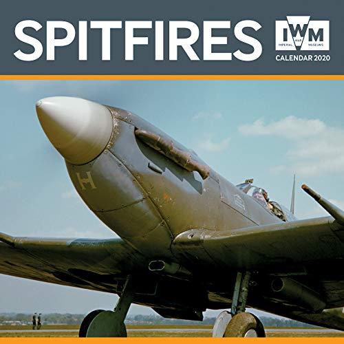 Spitfires – Spitfire Englisches Jagdflugzeug 2020: Original Flame Tree Publishing-Kalender [Kalender] (Wall-Kalender)