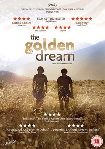 The Golden Dream ( La jaula de oro ) [ NON-USA FORMAT, PAL, Reg.0 Import - United Kingdom ] by Brandon López
